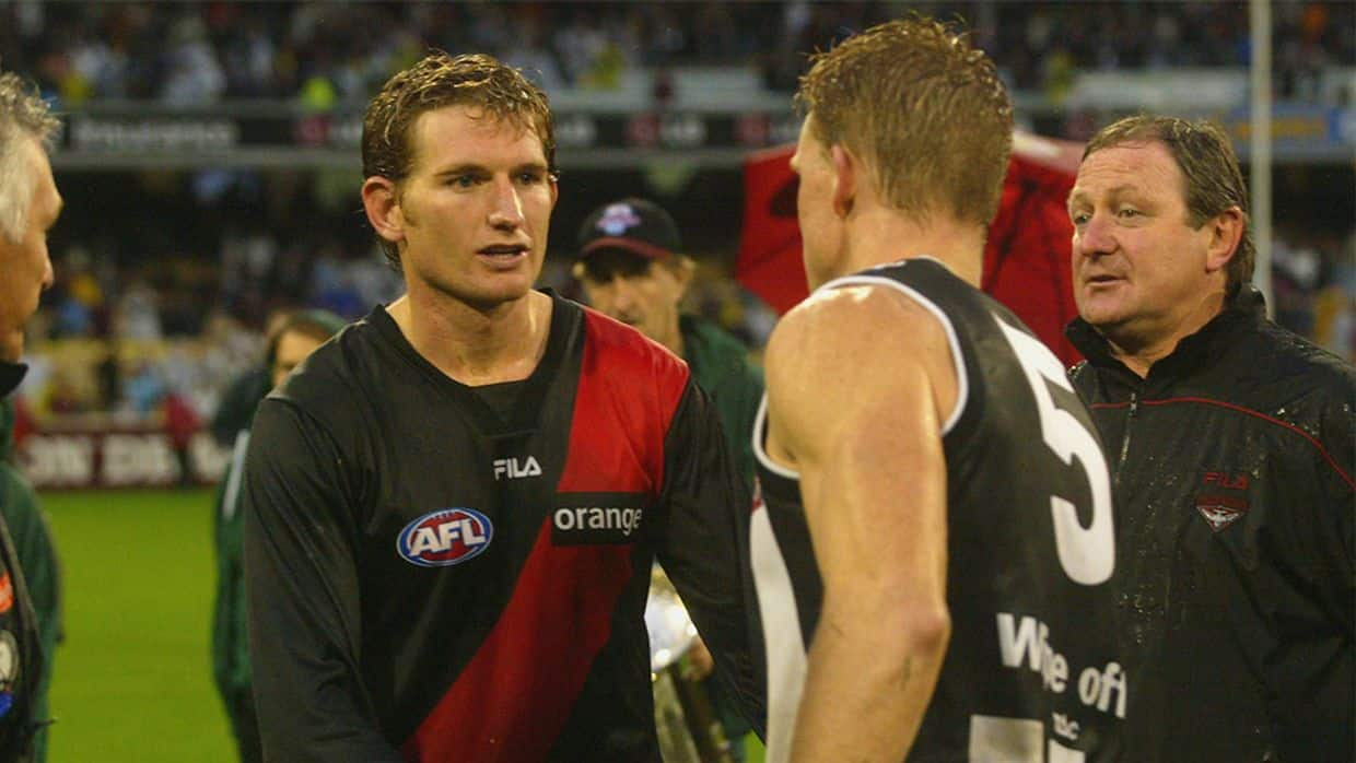 Nathan Buckley On The Working Through It Podcast