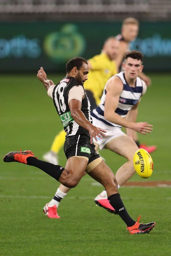 Afl 2020 Round 07 Geelong V Collingwood