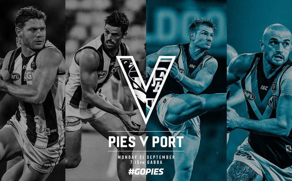 Match Day Hub Round 18 V Port Adelaide